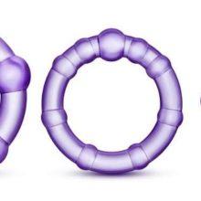 Эрекционные кольца на член: кольца удовольствия для мужчин