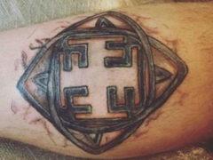 Тату обереги для мужчин: значение магических татуировок и примеры