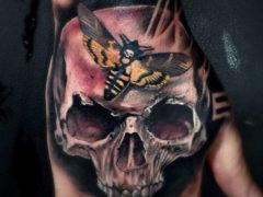 Татуировки с черепом для мужчин: значение и 73 фото