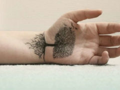 Татуировки на запястье для мужчин: 61 фото