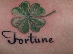 Татуировки, приносящие удачу и деньги для мужчин