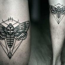 Лучшие татуировки на икру для мужчин: 76 фото