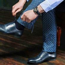 Тренды мужской обуви в моде весной-осенью 2019?