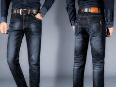 Модные мужские джинсы 2019: тренды и тенденции