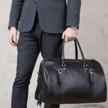 Какие мужские сумки в моде в 2019?