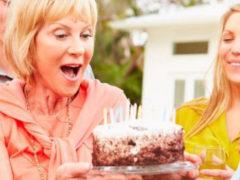 Что лучше всего подарить пожилой женщине на день рождения?