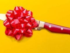 Можно ли дарить ножи в подарок женщине?