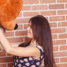 Стоит ли преподнести мишку в подарок девушке?