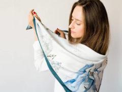Можно ли подарить платок женщине, несмотря на приметы?