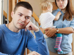 Ушла жена с ребенком — как вернуть?