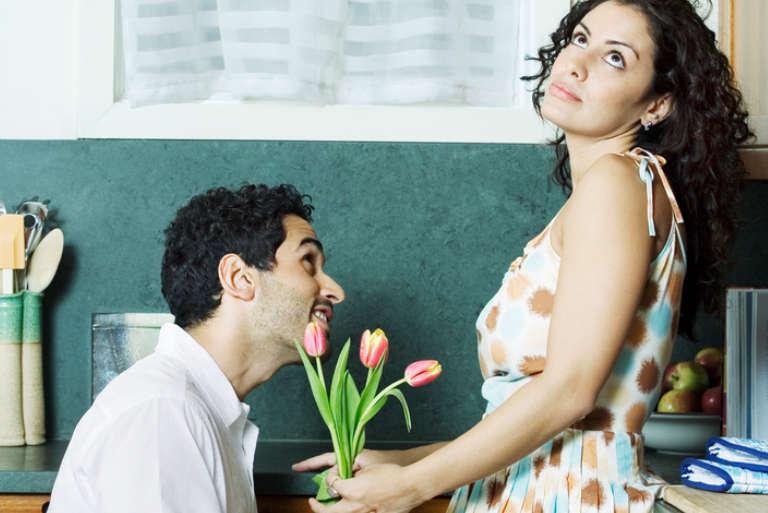 Как красиво извиниться перед женой