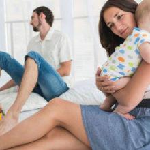 Как вернуть бывшую супругу с ребенком