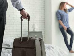 Особенности развода с женой