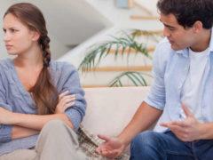 Надо ли разводиться с женой