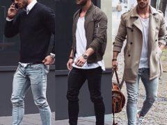 Мужская мода на эту зиму 2020-2021