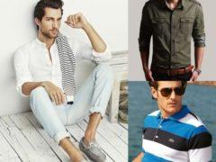 Мужская мода весна-лето 2021 – будь в тренде