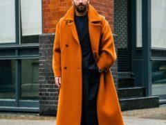Как мужчинам носить яркие вещи, но оставаться солидными: учимся на примере модника из Лондона