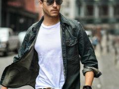 Как мужчине одеться так, чтобы в 35 перестать выглядеть на 19
