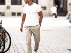 5 стильных мужских образов на лето 2021
