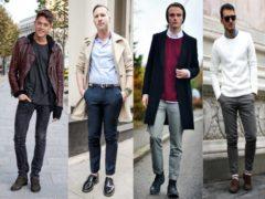 3 больших отличия мужчины от мальчика: судим по одежке