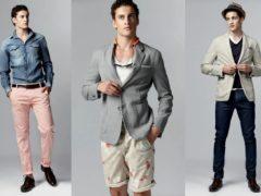 3 модных тренда в мужской моде летом 2021