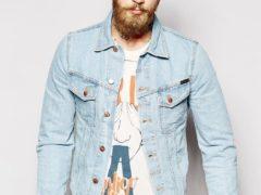 Как носить джинсовку в 2021: мужские тренды