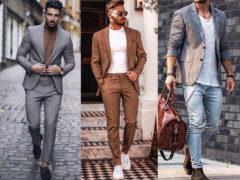 Новые тренды в мужской моде, на которые стоит обратить внимание